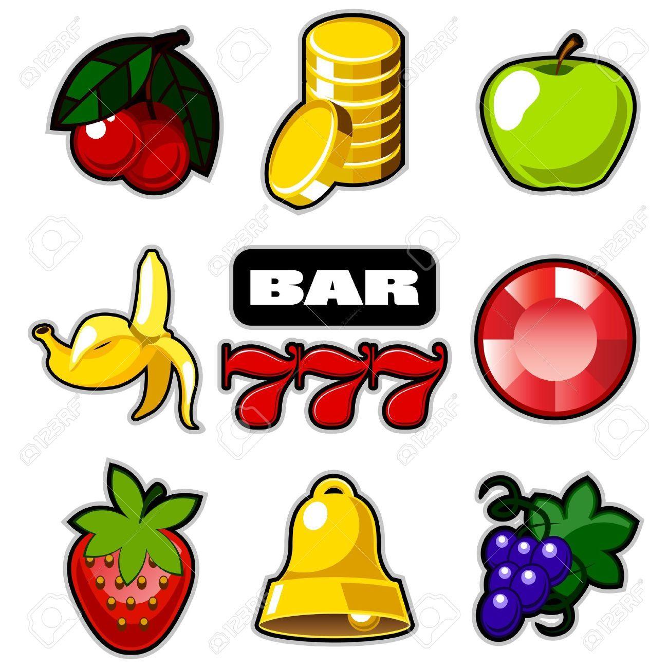 Slot Machine Fruits