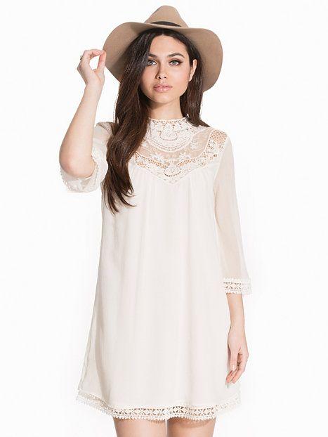 Vila dress white uniform