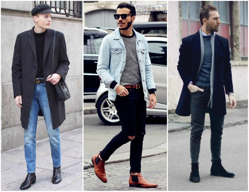 How to Wear Chelsea Boots | Boots, Chelsea boots and Chelsea
