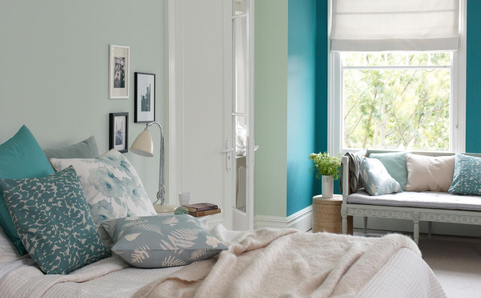 north facing bedroom paint color