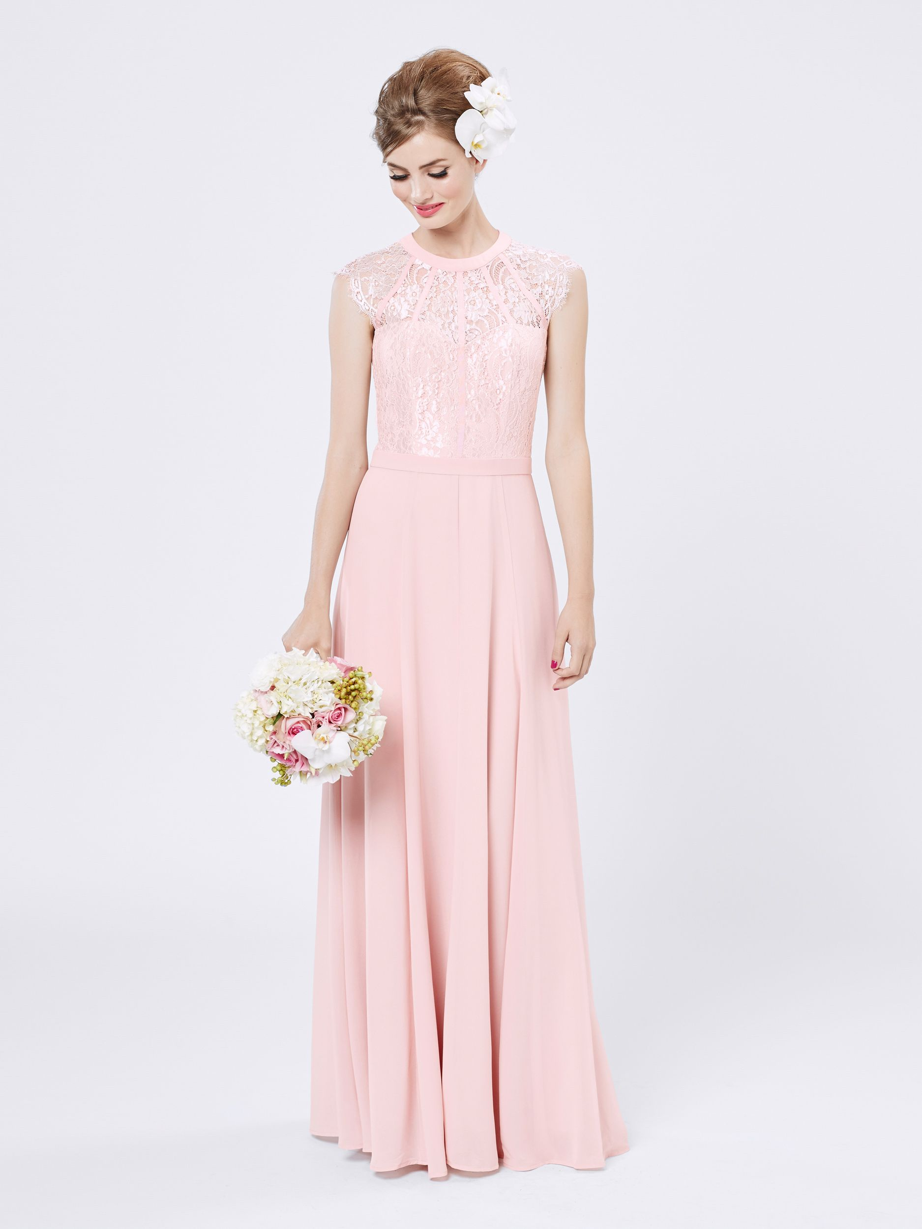 Take a Chance Maxi Dress | Blush | Bridesmaid Dresses | Someday ...