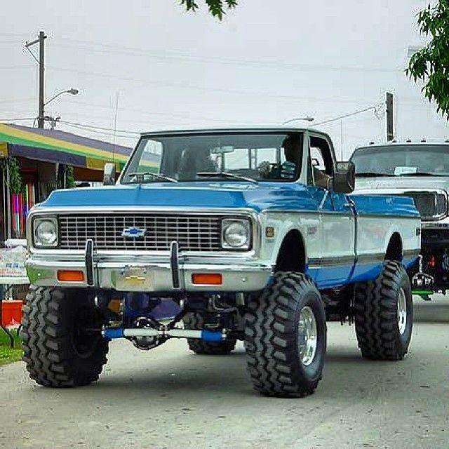 1972 Chevy K20 4x4 Trucks For Sale Autos Post