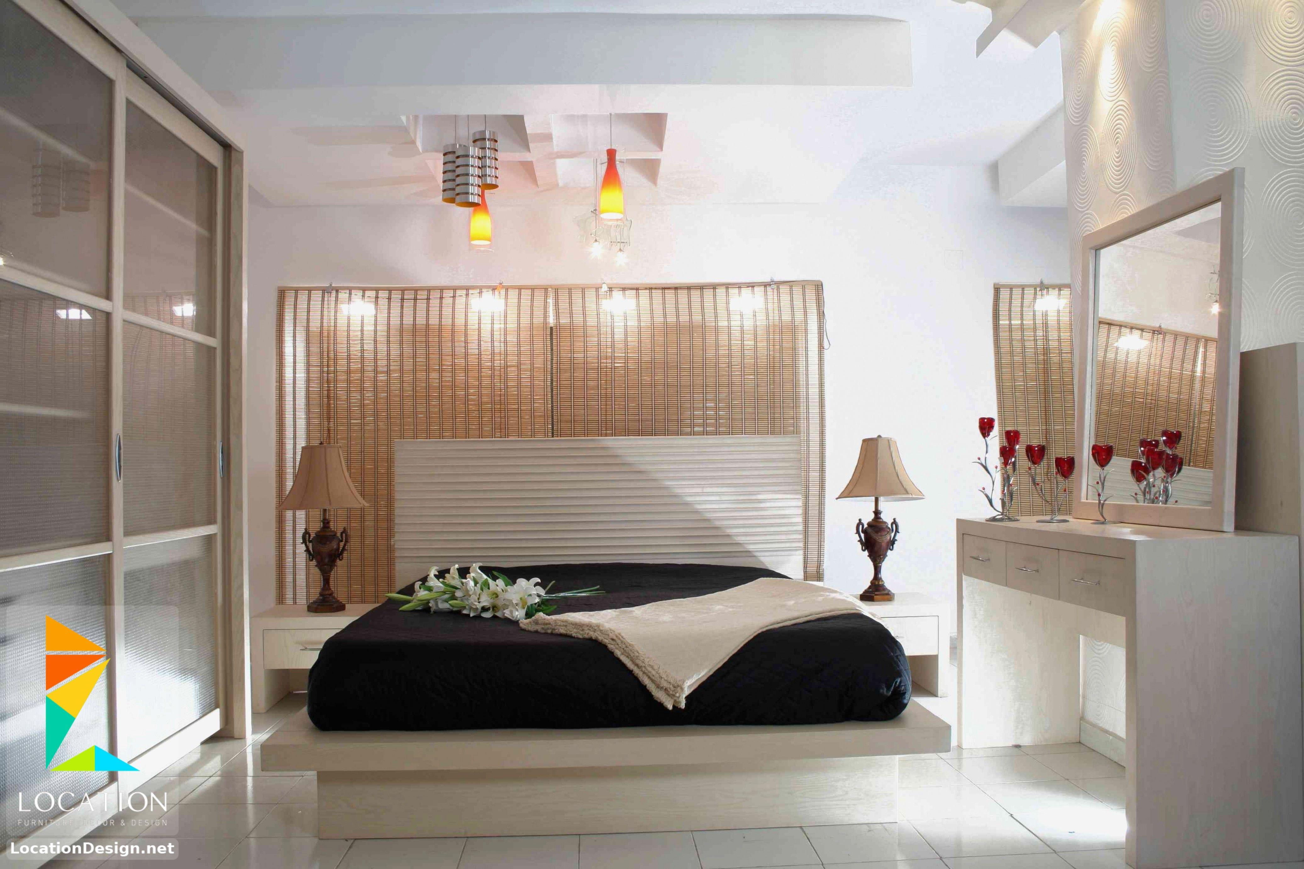 ديكورات غرف نوم صغيرة وبسيطة لوكشين ديزين نت Luxury Bedroom Master Bedroom Design Modern Bedroom