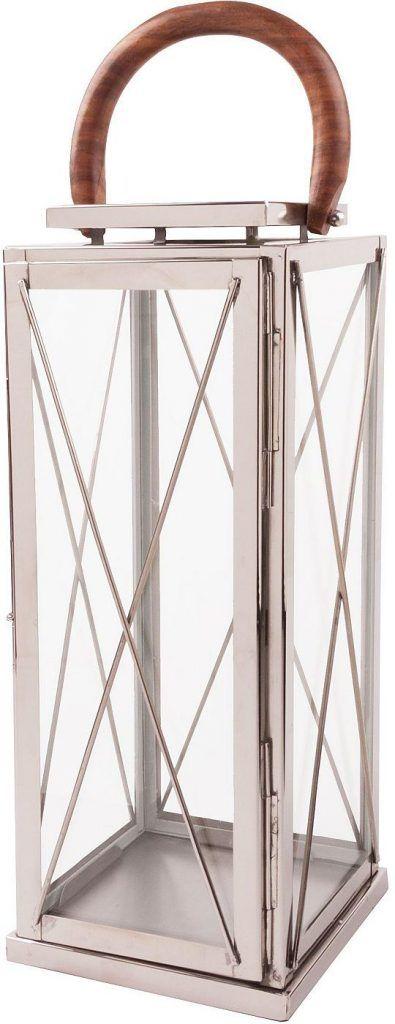 #Wittkemper #Living #Unisex #Wittkemper #Windlicht #silberfarben - Artikeldetails: Klassisch schöne Laterne aus Edelstahl, Mit Echtholzgriff, Maße: Artikelmaße (LxBxH): 17x17x45 cm oder 15x15x27 cm, Material/Qualität: Edelstahl, Holz, <br /> Artikeldetails: Klassisch schöne Laterne aus Edelstahl, Mit Echtholzgriff, Maße: Artikelmaße (LxBxH): 17x17x45 cm oder 15x15x27 cm, Material/Qualität: Edelstahl, Holz,