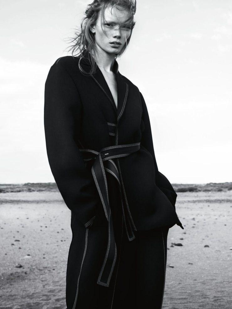 Julia Hafstrom by Txema Yeste for Numéro March 2015 8
