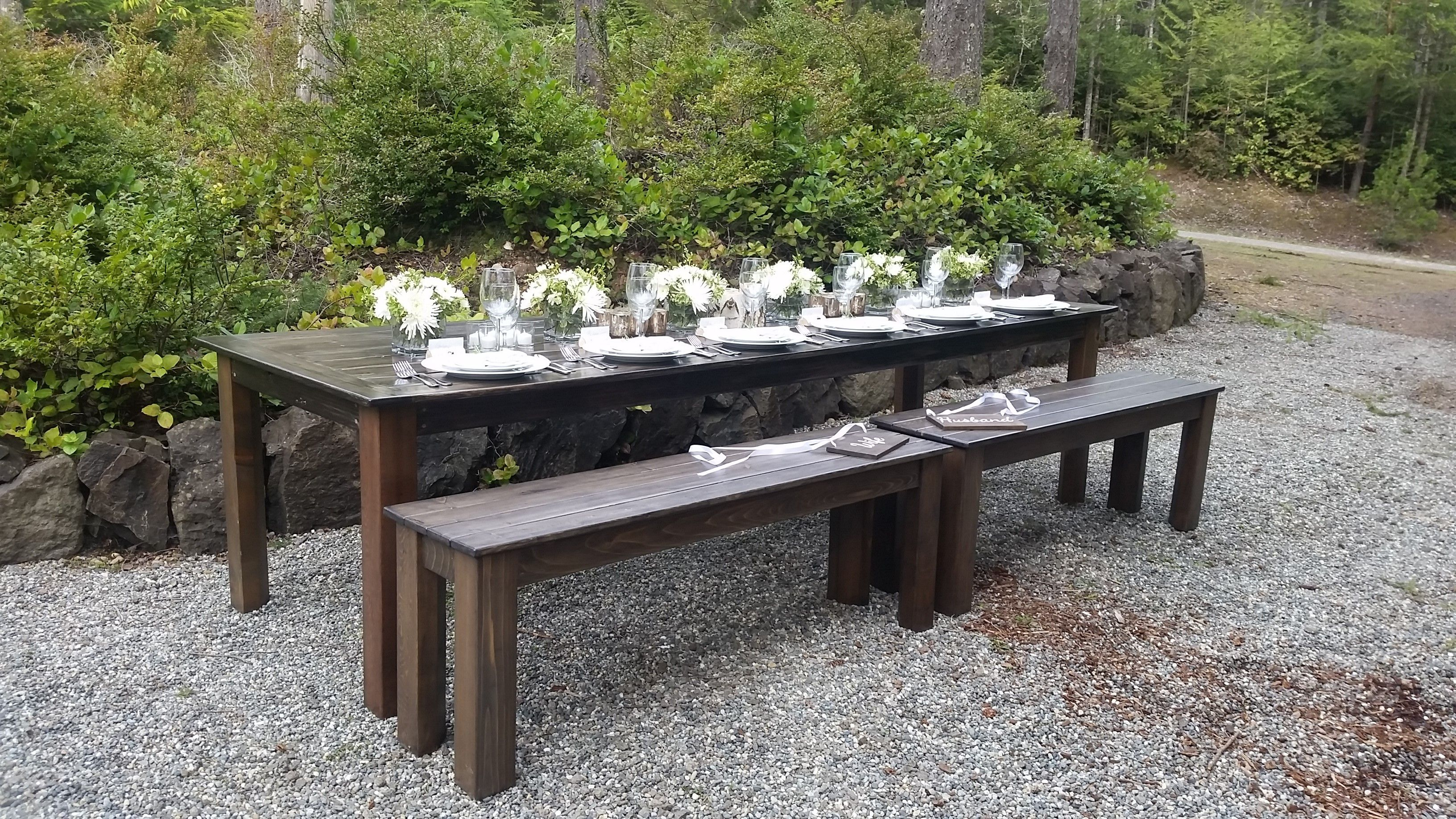 Cool Table Bench Chair Rentals Olympic Farm Style Events Caraccident5 Cool Chair Designs And Ideas Caraccident5Info