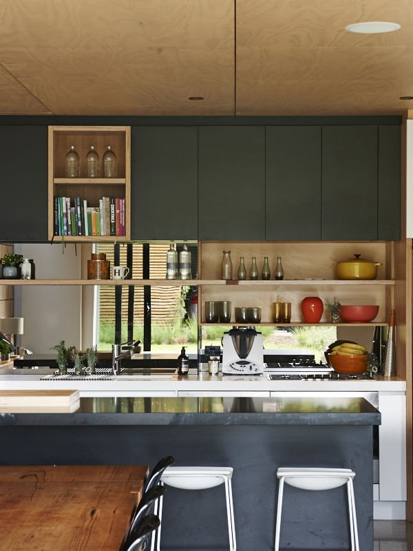 kitchen islands melbourne this melbourne kitchen includes a black caesarstone island 13602