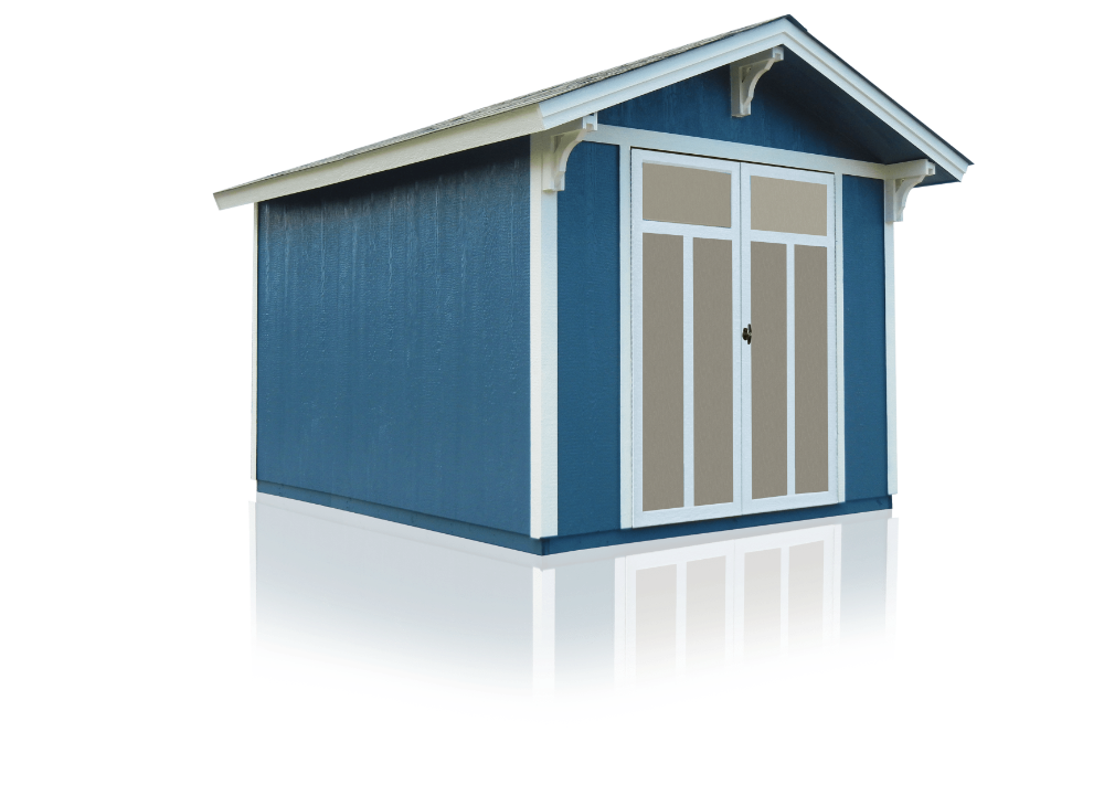 Heartland Common 8 Ft X 10 Ft Interior Dimensions 8 Ft X 10 Ft Prestwick Gable Engineered Storage Shed Lowes Com Shed Storage Shed Shed Storage