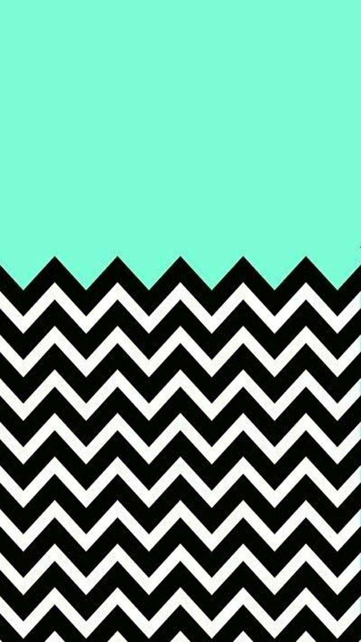 Anchor Wallpaper Chevron Matching Black Pattern Nautical