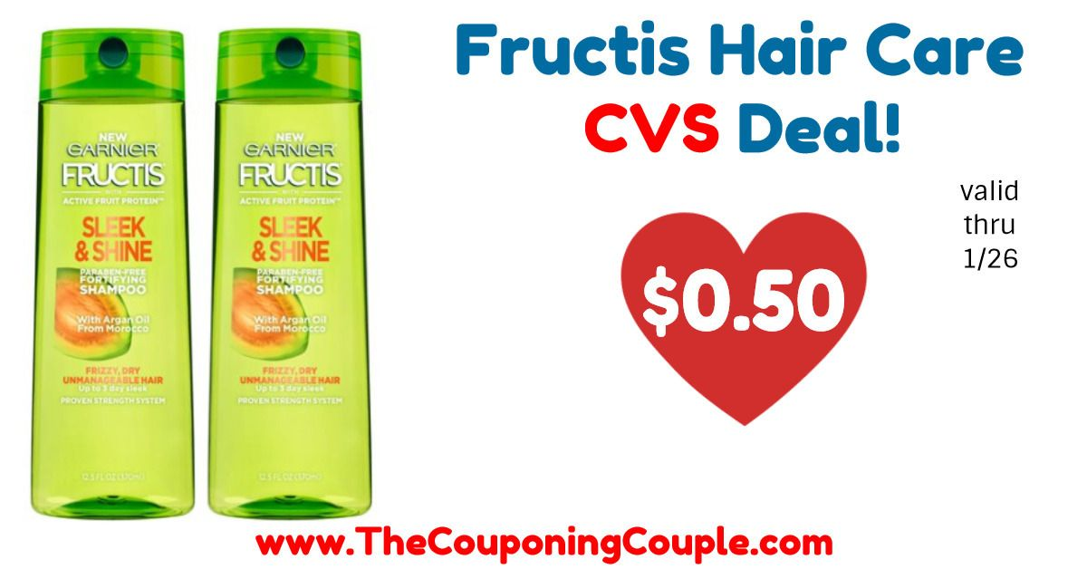 photo regarding Garnier Printable Coupon known as Garnier Fructis Hair Treatment Basically $0.50 every at CVS Keep Advertisements