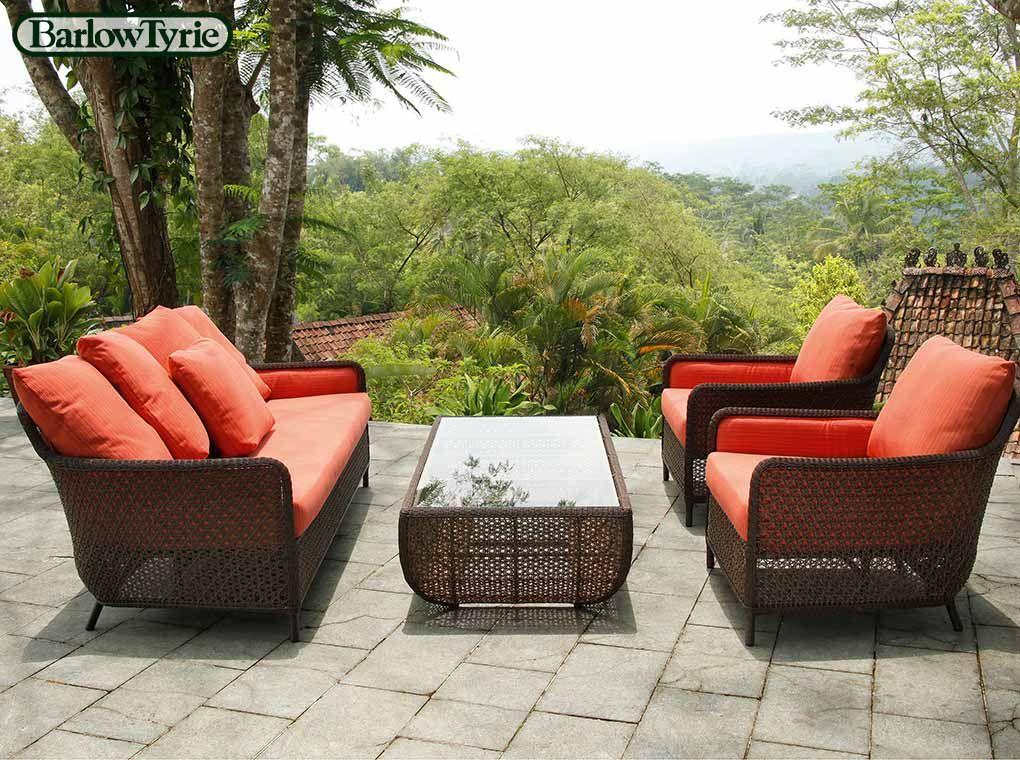 Barlow Tyrie, teak.com | Wicker Patio Furniture | Pinterest