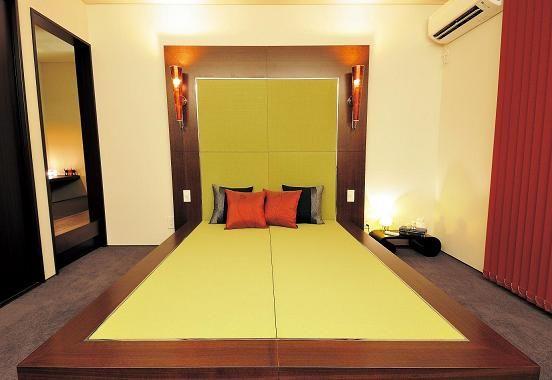 Funky futon/bed design