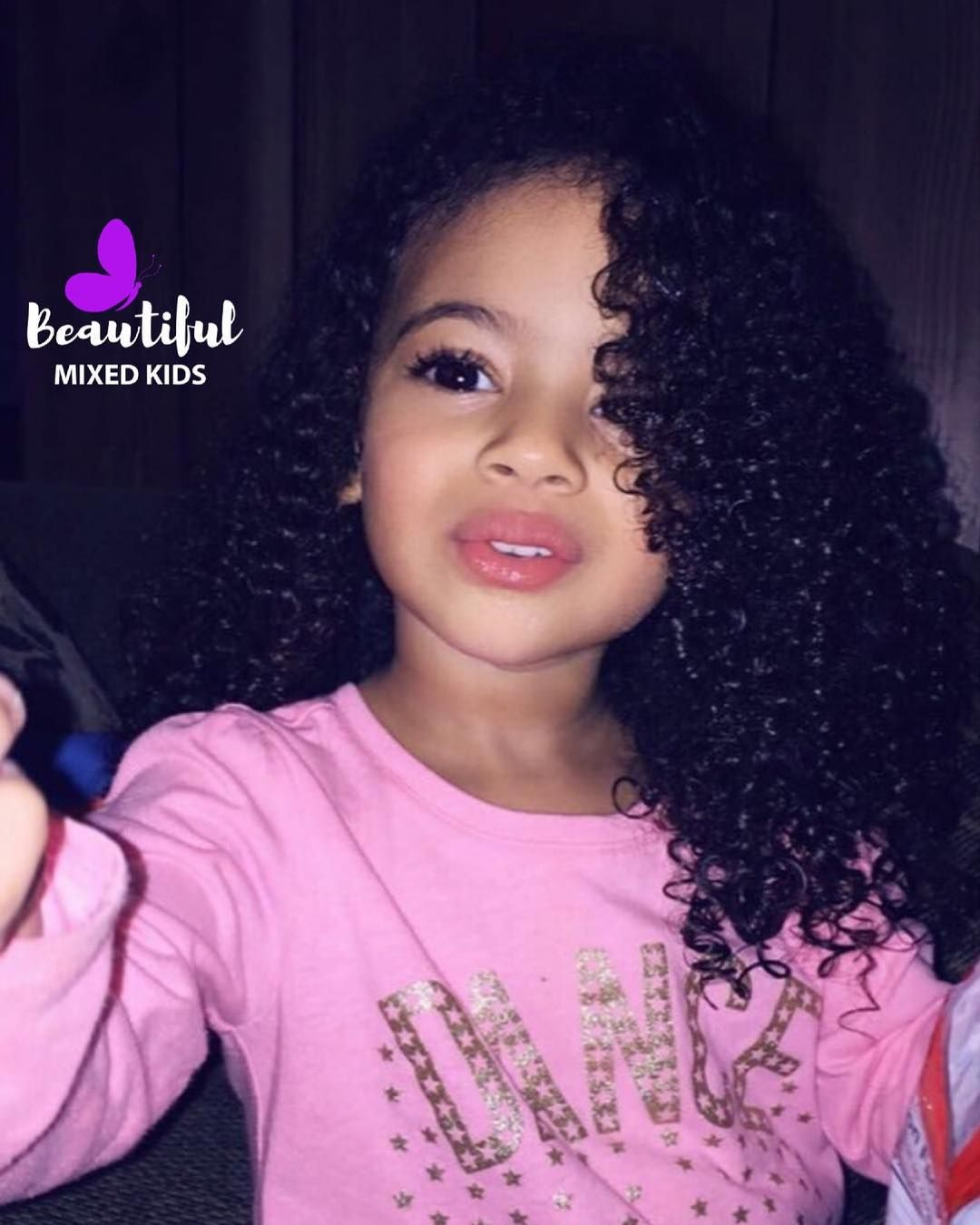 Beautiful Mixed Kids On Instagram Kamari African American