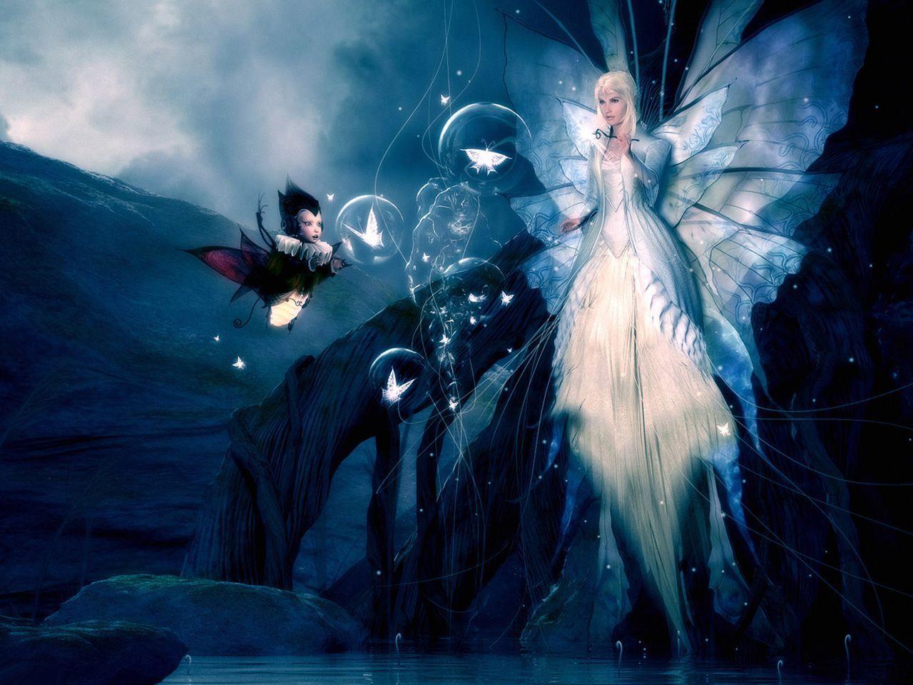 Fantasy Fairy Wallpaper The Fae Fairy Wallpaper Fairy