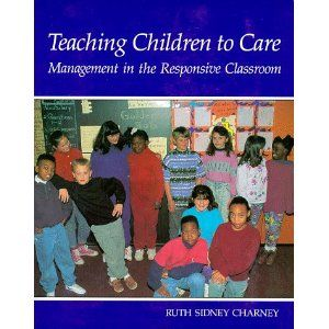 Teaching Children to Care: Management in the Responsive Classroom.  Obviously written for teachers but the strategies and ideas for working with children are very helpful for parents to organize a home and create healthy relationships between siblings.