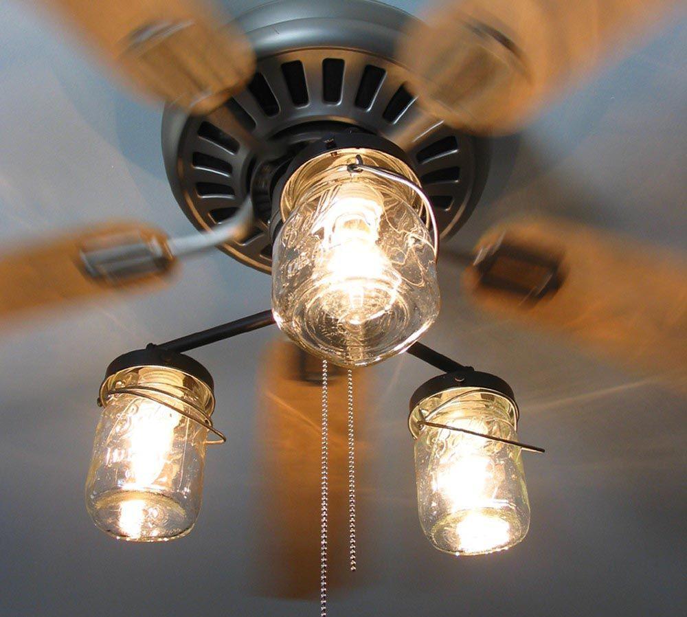 ceiling fan light cover | campernel designs