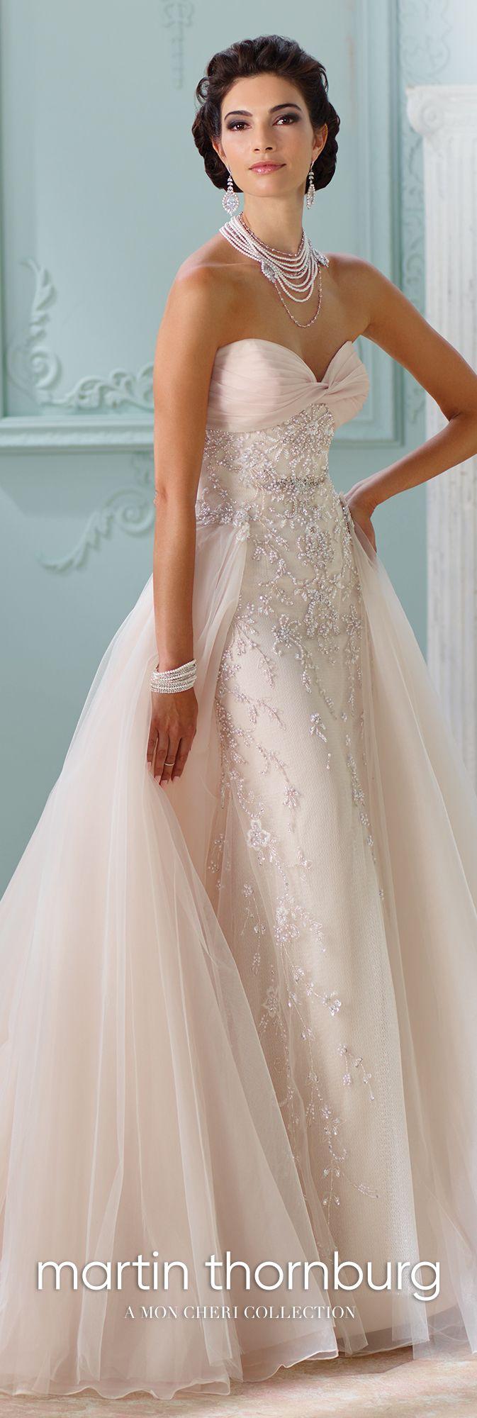 Unique wedding dresses fall martin thornburg dress set