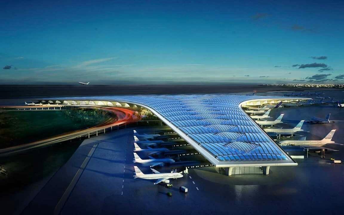 Kuwait International Airport Airport Design Famous Architects Architect