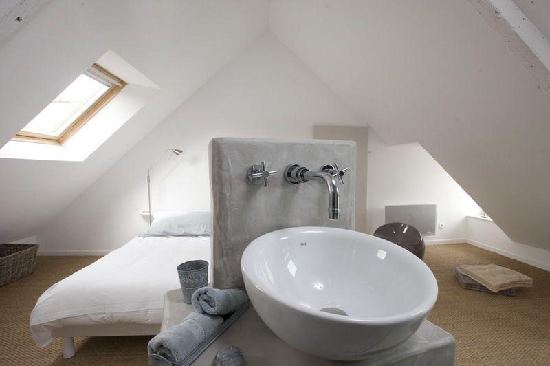 jonc de mer suite parentale jonc de mer maison. Black Bedroom Furniture Sets. Home Design Ideas