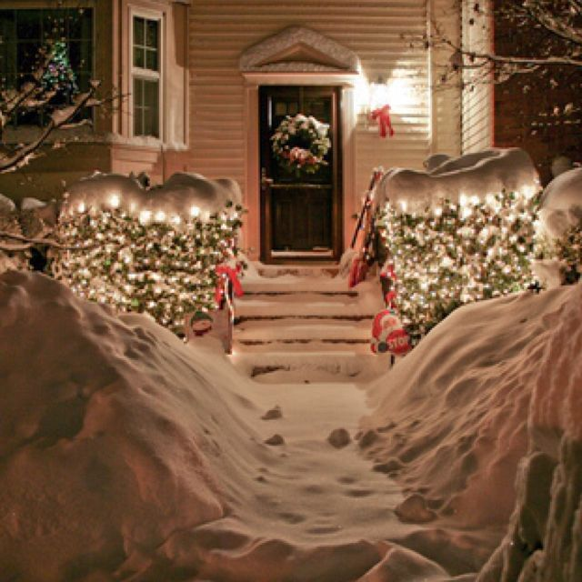 Now that\'s what a White Christmas in Winnipeg looks like ! | Manitou ...