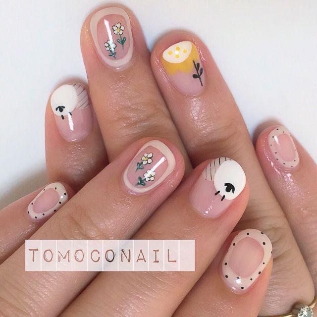 tomocoのネイルデザイン[No.759755] ネイルブック   Manicure, Nails ...