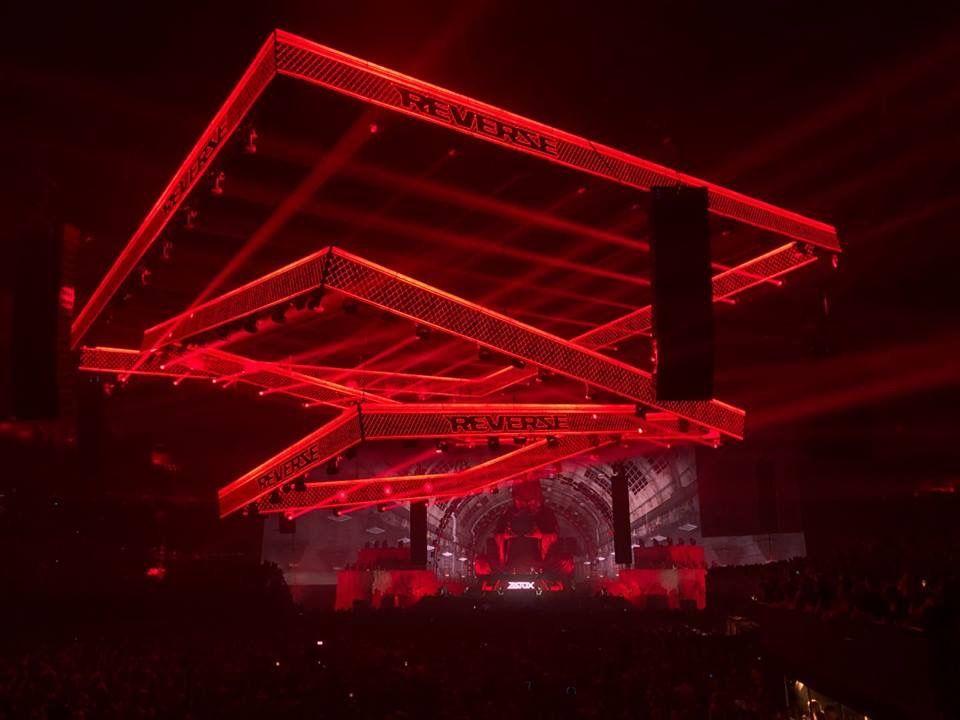 Light Idea Concert Stage Design Stage Lighting Design Stage Set Design