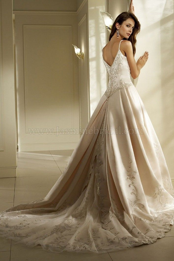 T842 / Wedding Dresses / Jasmine Couture Collection / Available ...