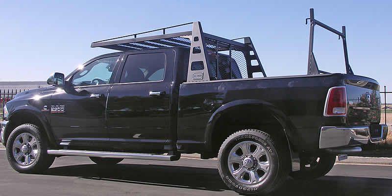 The Atlas Heavy Duty Truck Rack Ready For A Day Of Tough Work Pickup Trucks Heavy Duty Trucks Heavy Duty Truck