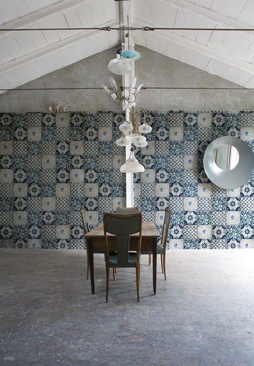 Contemporary wallpaper by Wall & Decò
