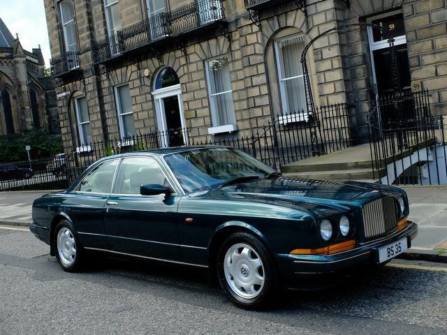 used bentley continental coupe 6 8 r 2dr in edinburgh. Black Bedroom Furniture Sets. Home Design Ideas