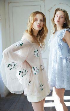 Femenino / bridesmaids dress inspiration