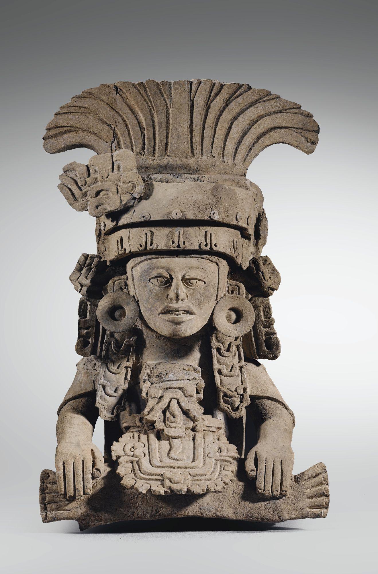 urne funeraire zapoteque