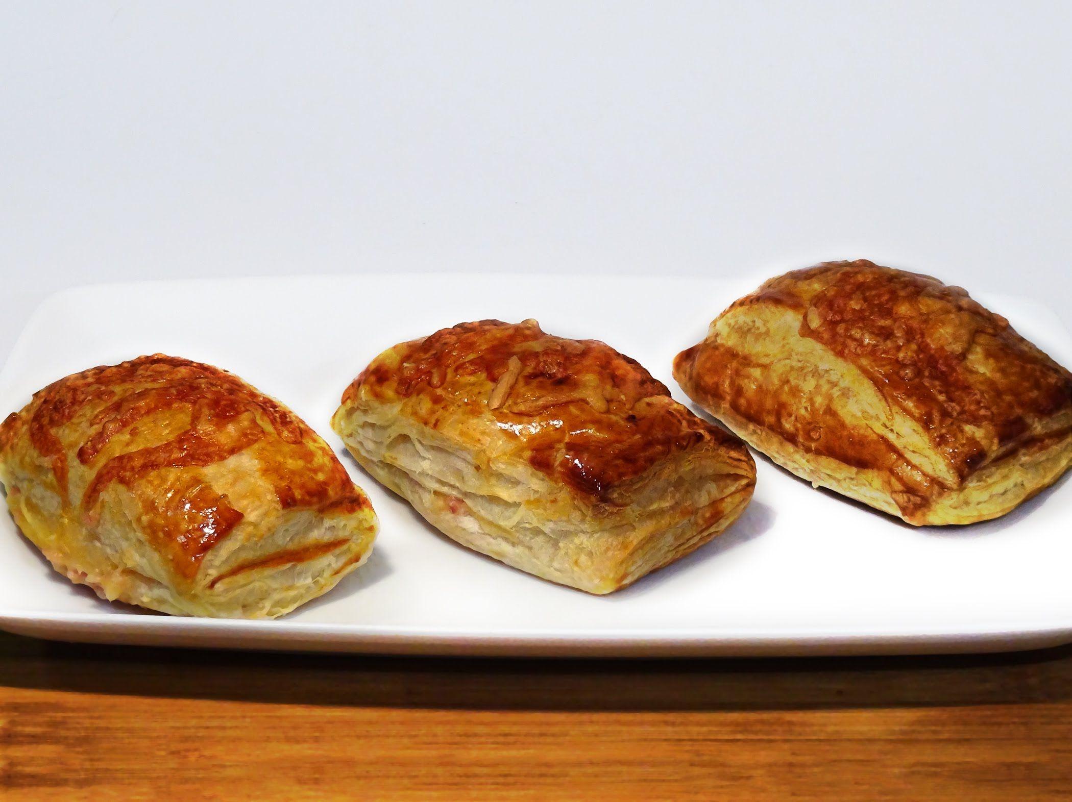 Receta Napolitanas De Jamón York Y Queso Recetas De Cocina Paso A Paso Tutorial Recetas De Cocina Recetas Con Queso Recetas De Cocina Casera