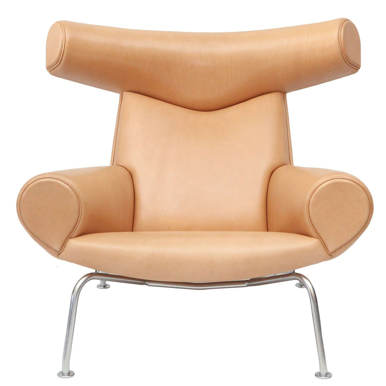 Beau Hans Wegner Ox Chair | From A Unique Collection Of Antique And Modern  Lounge Chairs At Https://www.1stdibs.com/furniture/seating/lounge Chairs/