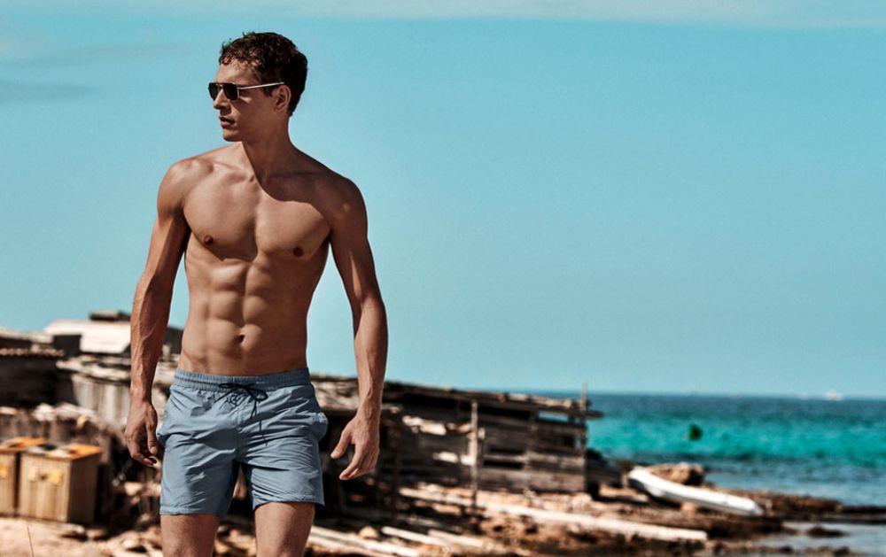 ALEX CUNHA - GoldenPoint #Swimwear Primavera/Verano 2015 #Bañador #Bermudas