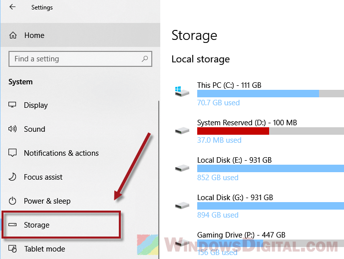 Disk Cleanup Stuck On Calculating Mixed Reality In Windows 10