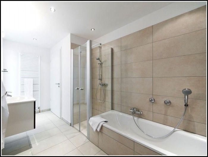 badezimmer ideen dusche und badewanne  badewanne
