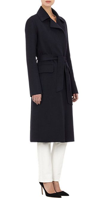 The Row Belted Lirky Coat - Long - Barneys.com
