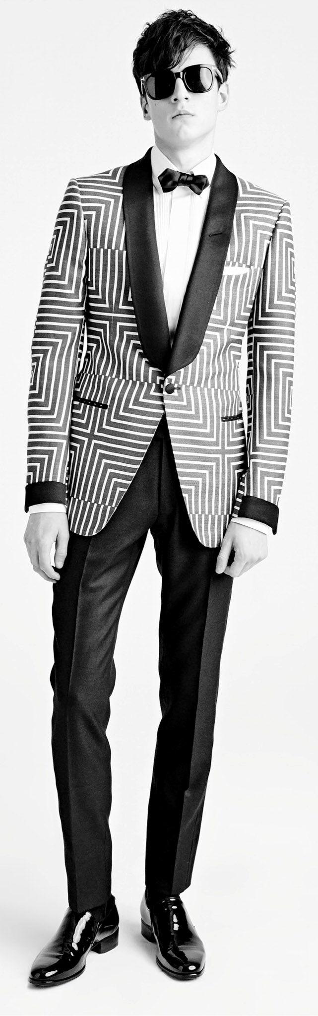 Tom Ford Fall 2015 Menswear   justjune   It s a man s world ... 194379cb212d