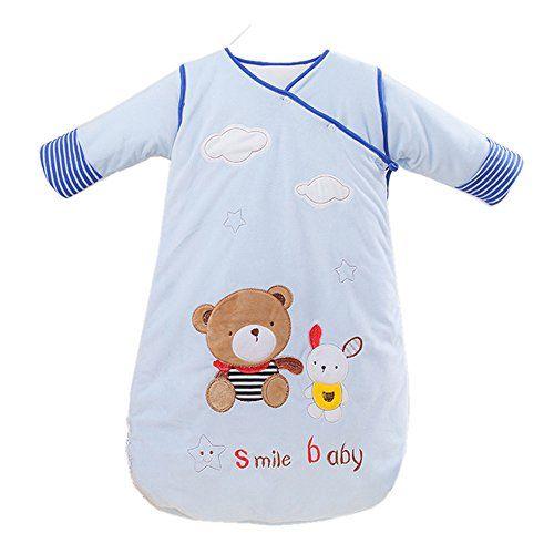 Baby Sleeping Bag Sleep Sack Sleepingbag Sleepwear Long Sleeves Perfect Kids Gifts In Winter 0