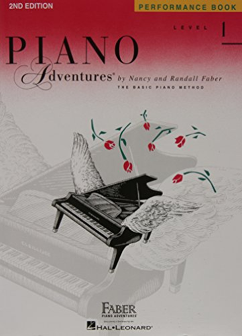 Level 1 Performance Book Piano Adventures By Nancy Faber Faber Piano Adventures Books Ebook Student Encouragement