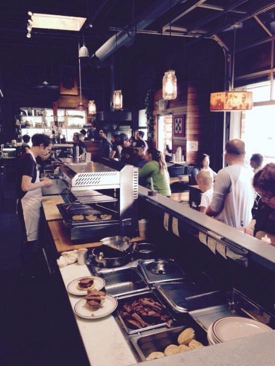 Pine State Biscuits Portland 2204 Ne Alberta St Menu Prices Restaurant