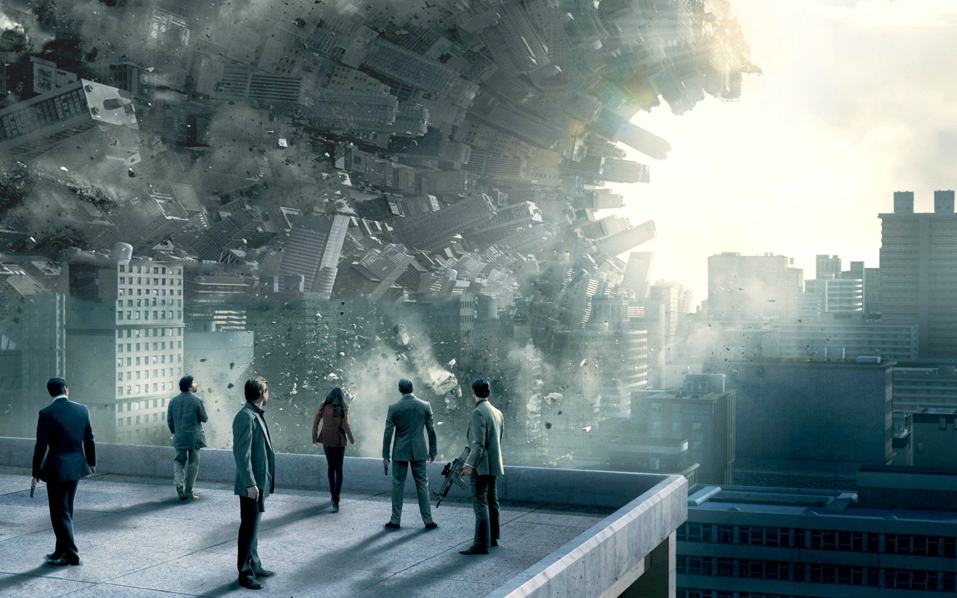 Inception Movie Wallpapers Wallpapers