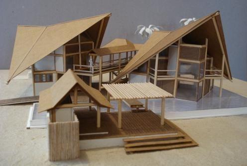 25+ contoh maket rumah minimalis modern - dizeen di 2020