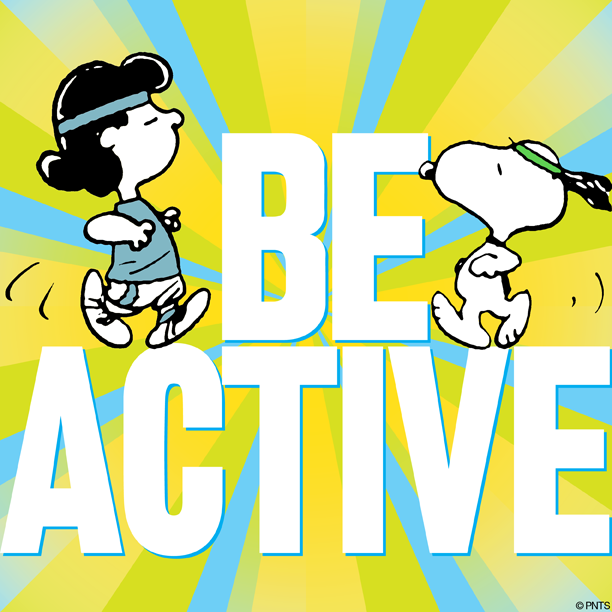 Be Active!