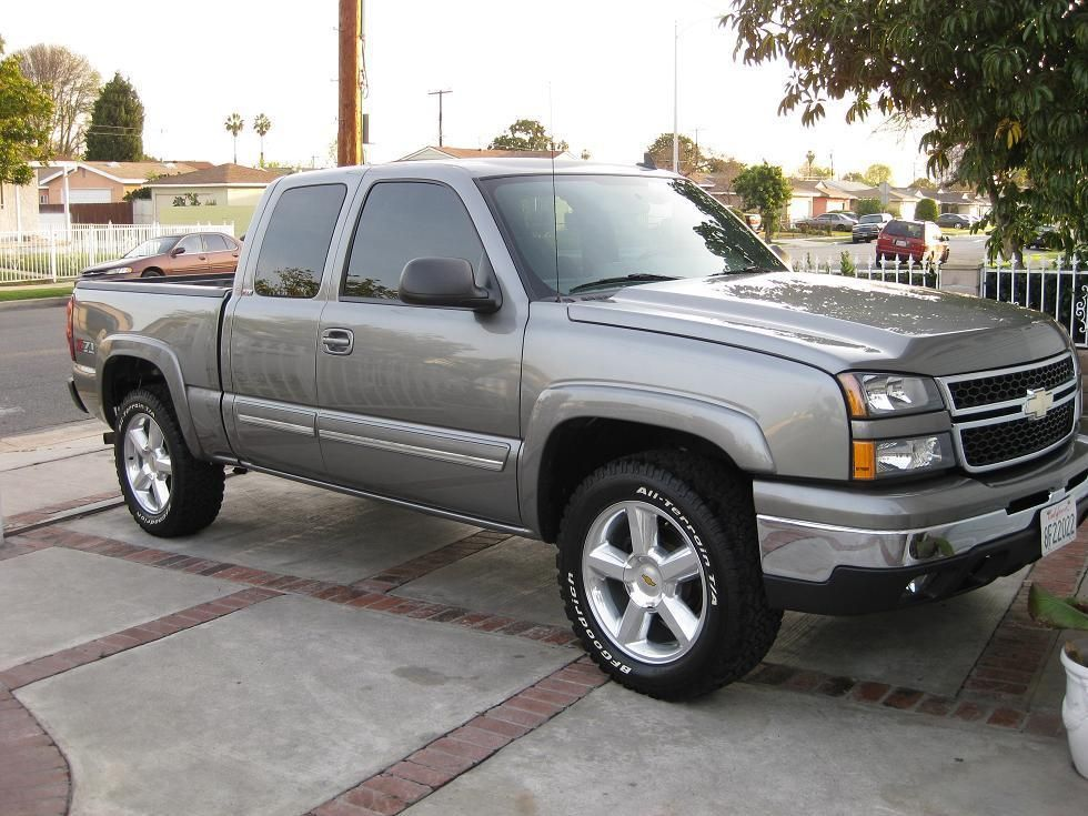 2006 Chevrolet Silverado 1500 Regular Cab