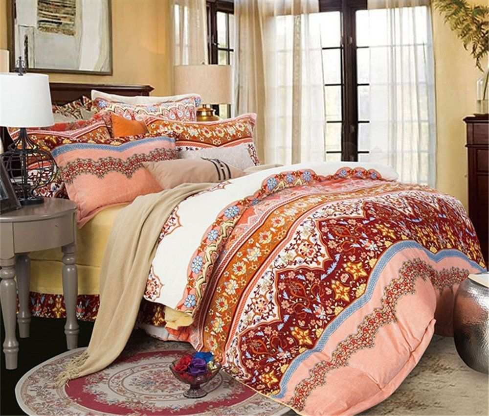 100 Best Bohemian Bedding And Boho Bedding Sets For 2020