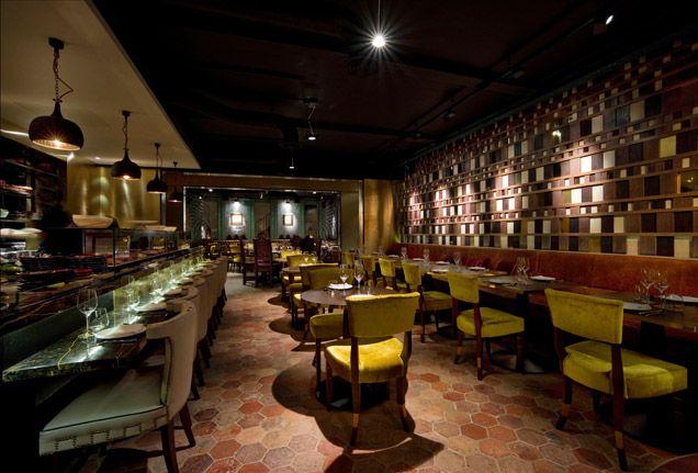 Coya Restaurant, London