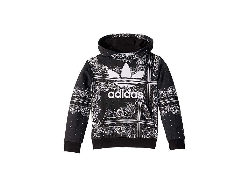 kids adidas originals hoodie
