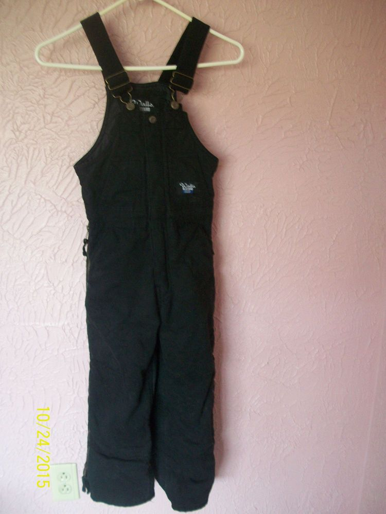 details about walls blizzard pruf overalls boys sz 8 10 on walls insulated coveralls blizzard pruf id=76845